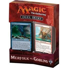 MTG Duel Deck Merfolk vs Goblins Display (6)