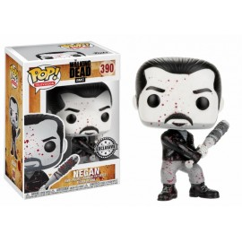 Television 390 POP - The Walking Dead - Negan B&W