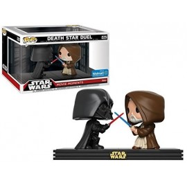 Star Wars 225 POP - Death Star Duel Darth Vader & Obi Wan Kenobi EXC