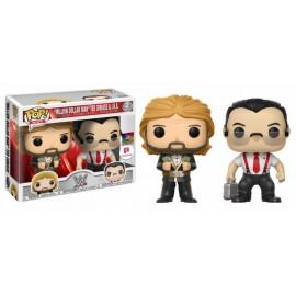 WWE POP - IRS & Million Dollar Man 2-pack