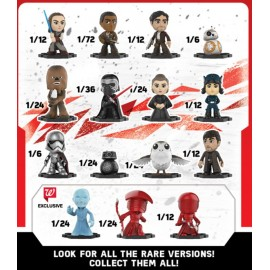 Mystery Mini Figures Display - Star Wars The Last Jedi S3 EXC (12)