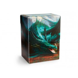 Dragon Shield Deck Shell - ART - Cor - Mint (LIMITED)