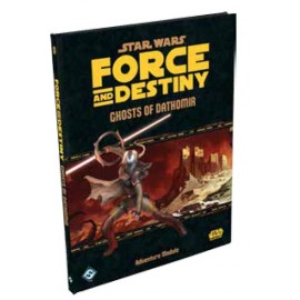 Star Wars Force and Destiny: Ghosts of Dathomir
