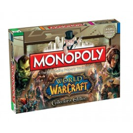 Monopoly World of Warcraft - English