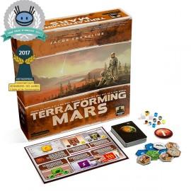 Terraforming Mars boardgame EN