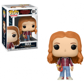 Television 551 POP - Stranger Things - Max with Skateboard