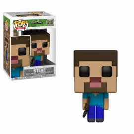 Games 316 POP - Minecraft - Steve