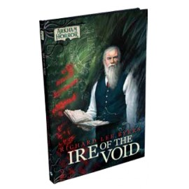 Arkham Novel: Ire of the Void - POD
