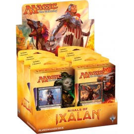 MTG Rivals of Ixalan Planeswalker Deck Display (6) French