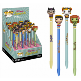 Pen Toppers - DC Bombshells (Mixed CDU 16)