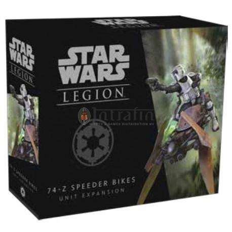 Star Wars: Legion 74-Z Speeder Bikes Unit Expansion