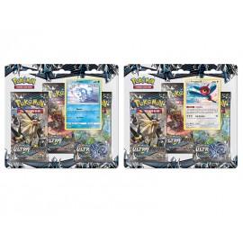 Pokémon Sun & Moon 5 Ultra Prism Blister (3p) Eng