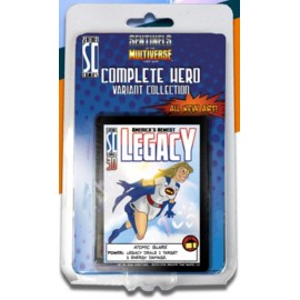 Sentinels of the Multiverse TCG: Complete Hero Variant Collection