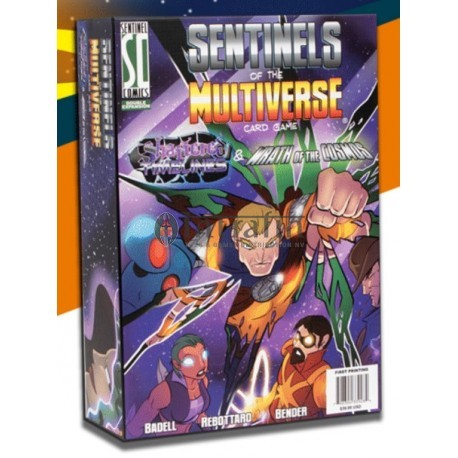 Sentinels of the Multiverse TCG: Shattered Timelines & Wrath of the Cosmos