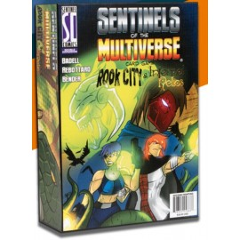 Sentinels of the Multiverse TCG: Rook City & Infernal Relics