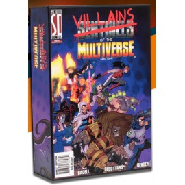 Villains of the Multiverse TCG