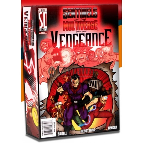 Sentinels of the Multiverse TCG: Vengeance