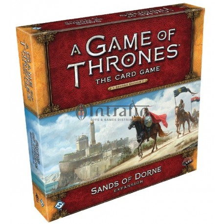 A Game of Thrones LCG 2nd edition: Sands of Dorne Deluxe Expansion