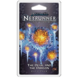 Android: Netrunner LCG: The Devil and the Dragon Data Pack