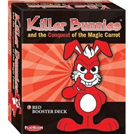Killer Bunnies Red Conquest Booster