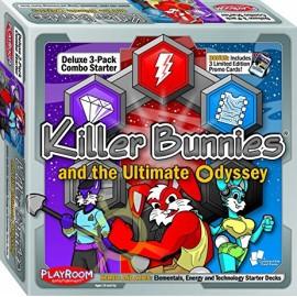 Killer Bunnies Odyssey starter combo Heroic Azoic