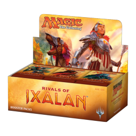 MTG Rivals of Ixalan booster display (36) Russian