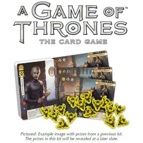 A Game of Thrones LCG 2018 Season 1 Tournament Kit