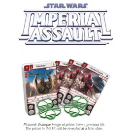 Star Wars Imperial Assault 2018 Season 1 Tournament Kit