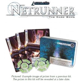 Android Netrunner LCG 2018 Season 1 Tournament Kit