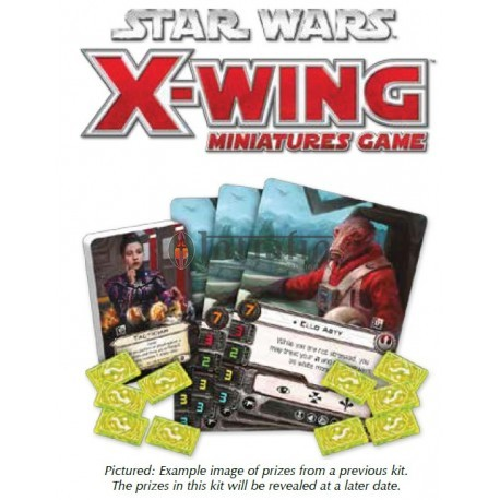 Star Wars X-wing 2018 Season 1 Tournament Kit