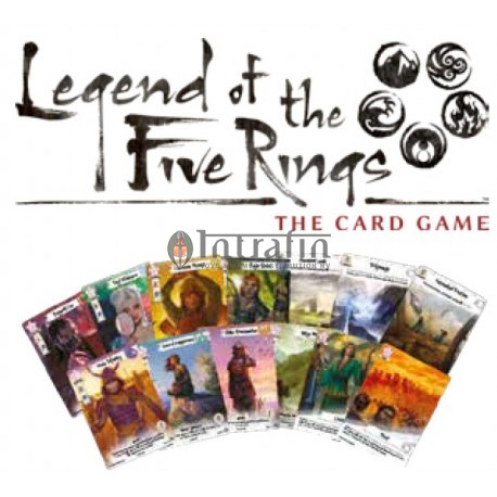 Legend of the Five Rings: The Card Game 2018 Season One Reinforcement Kit