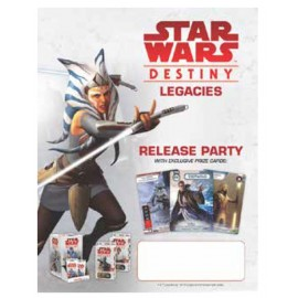 Star Wars: Destiny Legacies Release Kit