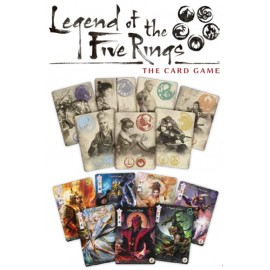 Legend of the Five Rings LCG: Battle for the Stronghold Kit