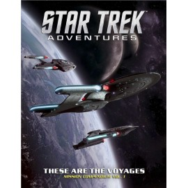Star Trek Adventures: These are the Voyages Vol.1