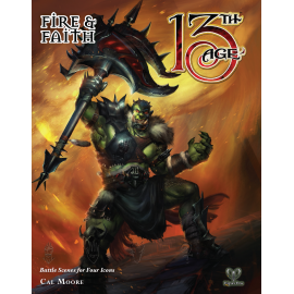13th Age: Fire & Faith