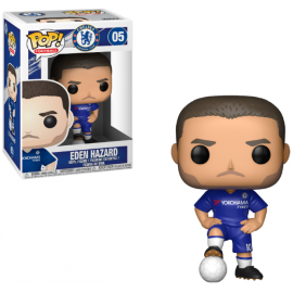 Football 05 POP - Chelsea - Eden Hazard