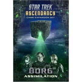 Star Trek Ascendancy Borg assimillation