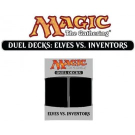 MTG Duel Deck Elves vs Inventors Display (6)