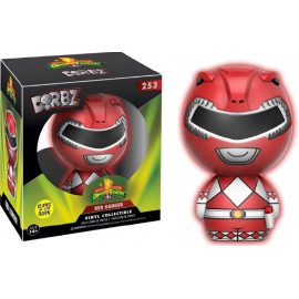 DORBZ 253 - Power Rangers - Red Ranger