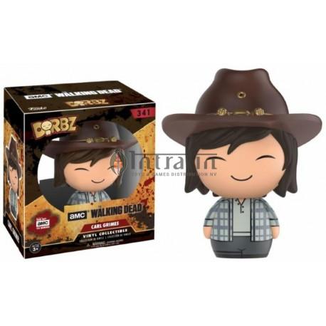 DORBZ 341 - The Walking Dead - Carl in Cowboy Hat LIMITED