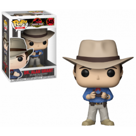 Movies 545 POP - Jurassic Park - Dr Alan Grant