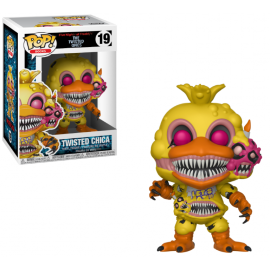 Books 19 POP - Five Nights at Freddy's -Twisted Chica