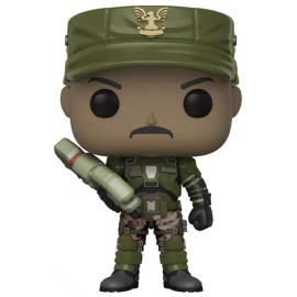Games ??? POP - Halo - Sgt Johnson