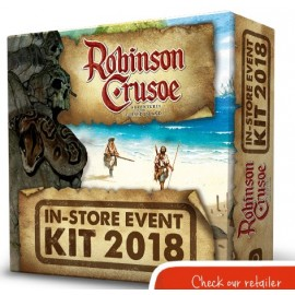 Robinson Crusoë: Event Kit 2018