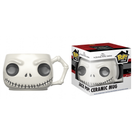 POP Home Ceramic Mug - NBX - Jack Skellington