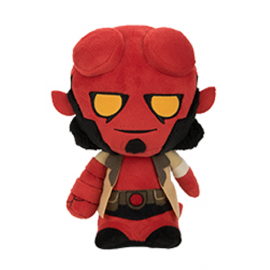 "Supercute Plush 12"" - Hellboy - Hellboy"
