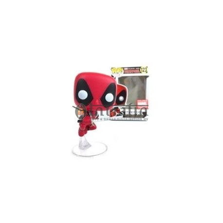 Marvel POP - Leaping Deadpool