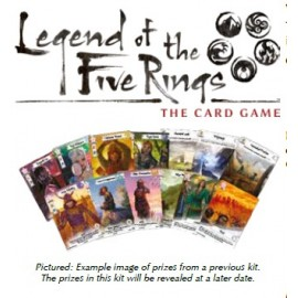 Legend of the Five Rings: The Card Game 2018 Season Two Reinforcement Kit
