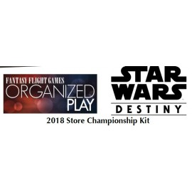 Star Wars Destiny 2018 Store Championship Kit