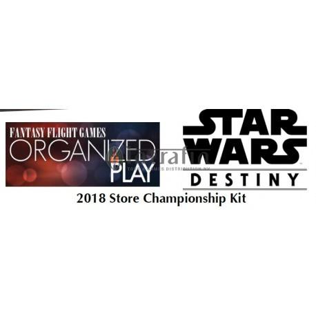 Star Wars Destiny 2018 Store Championship Kit
